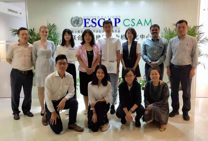 2019 Internship Report - CHEN Kexin
