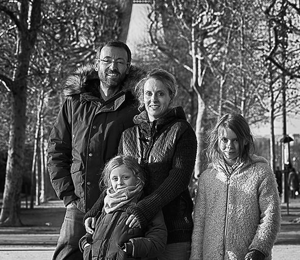 ALIETTE VANDESMET ET FAMILLE