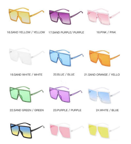 Too Cool Shades