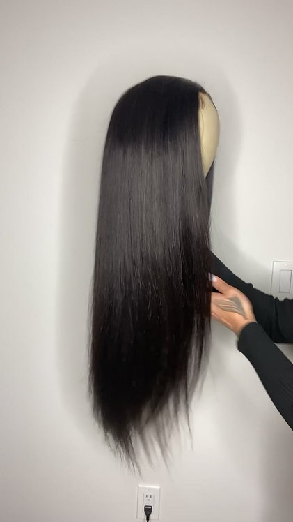Princess Lace Closure Wig