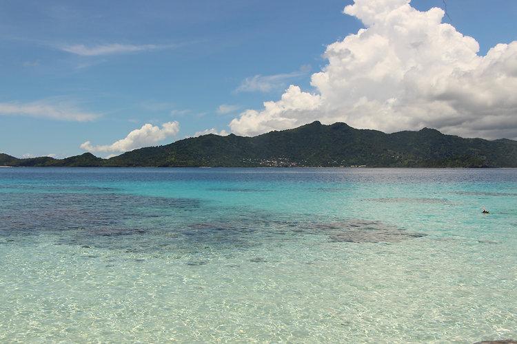 Mayotte Lagoon