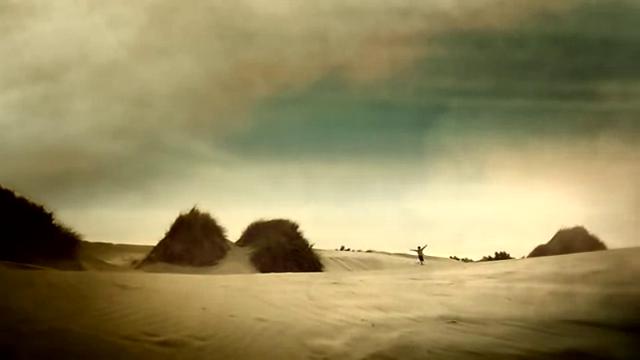 Image from the video clip Le Vent Nous Portera by Noir Desir