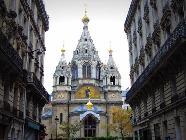 Orthodox Church in Paris