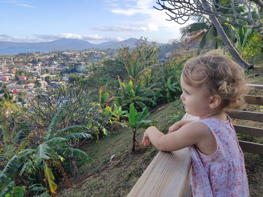 Baby Slatki and Mayotte
