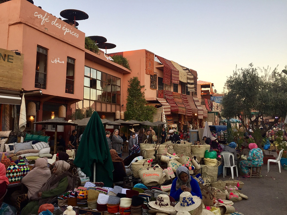 La Medina, Marrakesh