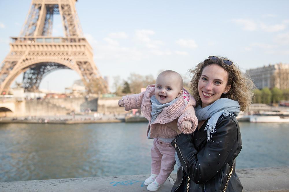 Slatki and La Demoiselle Paysanne in Paris
