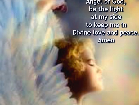 Angelic Prayer for Dark Times