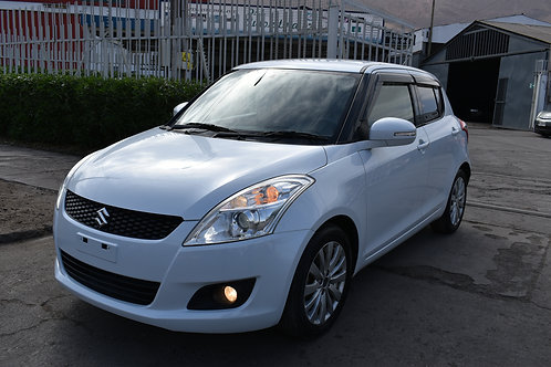 SUZUKI SWIFT 2011 ( CAMBIO LISTO  )