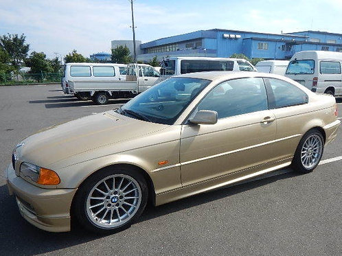 BMW 318CI 2000 MT (VOLANTE ORIGINAL)