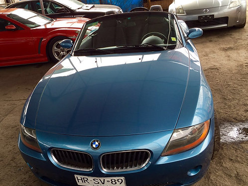 BMW Z4 (PAPELES AL DIA)