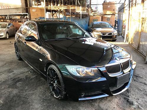 BMW 323i 2008 (CAMBIO INCLUIDO)