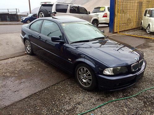BMW 318 SUNROOF