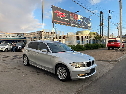 BMW 116 2009 (CAMBIO LISTO)