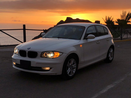 BMW 120 2008 ( CAMBIO LISTO )