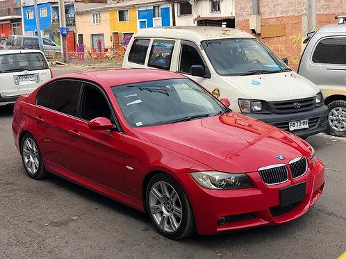 BMW 320 I 2007 BODY KIT SERIE M CAMBIO INCLUIDO