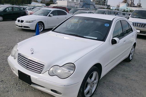 "MERCEDES BENZ C200 ""VOLANTE ORIGINAL"""
