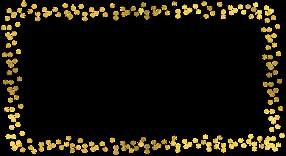 Canva - Gold Dot Frame.png