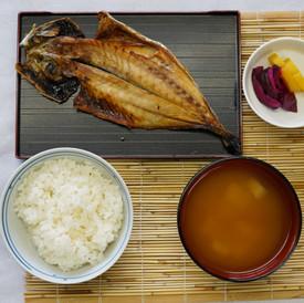 煎鱼定食套餐
