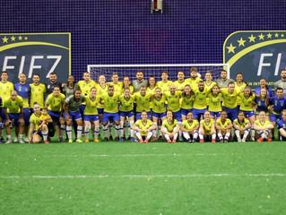 CONVOCAÇÃO. Segunda (dia 25) serão convocadas as Seleções para a Copa América de Futebol 7
