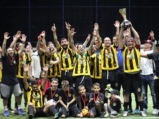 CAJA (PR) vence clássico contra o Coritiba e conquista a Copa Sul de Futebol 7