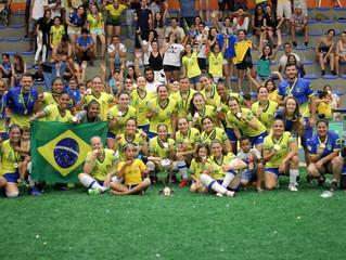 Seleções Brasileiras Sub-21 são convocadas para Desafio Internacional