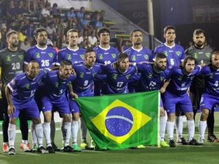 COPA AMÉRICA FUTEBOL 7. Com 33 atletas de 18 clubes do país as seleções foram convocadas.