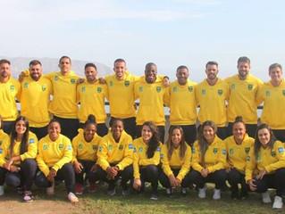 CONVOCAÇÃO. Confira a relação completa de convocados para a Copa do Mundo de Futebol 7