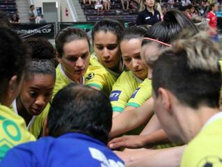 CONVOCAÇÃO. Confira os convocados das seleções masculina e feminina do Brasil para a Copa das Nações