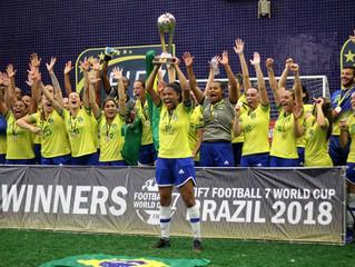 COPA DO MUNDO. Seleção feminina conquista título histórico