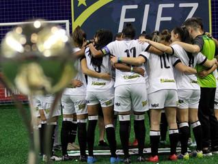 Quatro equipes representarão o Brasil no Mundial de Clubes na Itália