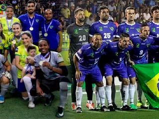 Associação Brasileira de Clubes de Futebol 7 é afiliada oficialmente a Federação Internacional (FIF7