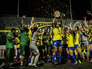 Seleção Brasileira feminina é bicampeã da Copa do Mundo de Futebol 7
