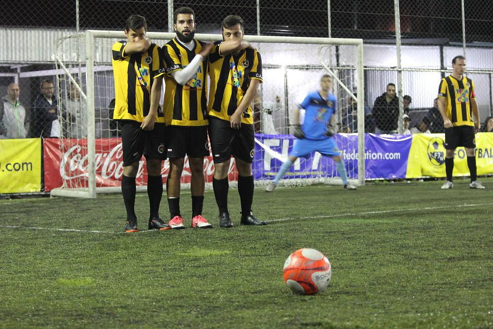 Futebol 7 / Guilherme Becker
