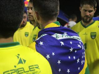 SELEÇÃO BRASILEIRA. Terça-feira o Brasil será convocado para a Copa das Nações de Futebol 7