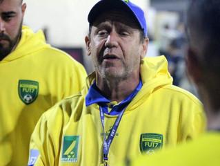 Marco Antonio Batata renova e acumulará função de treinador e coordenador geral de todas as seleções