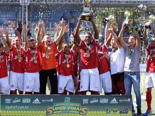 América-RJ vence a LIGA FUT7 e é o campeão nacional 2019