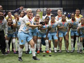 União Ribeirão (PR) vira o jogo nos minutos finais e conquista a Copa Sul de Futebol 7