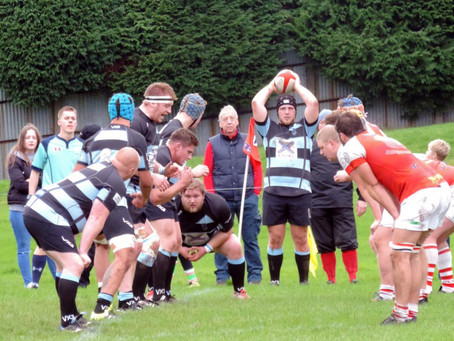 A bad day - The Firsts defeated at the Bwl and the Youth at Home to Ystrad Rhondda