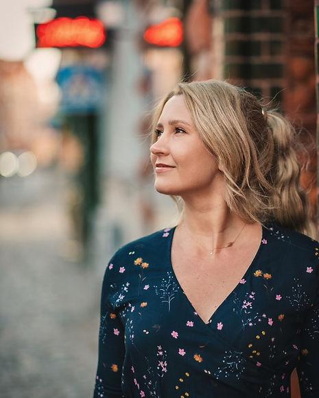 Anka, autorka bloga Nowa w Szwecji