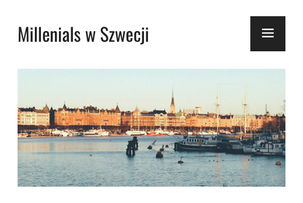Polecenie: Millenials w Szwecji