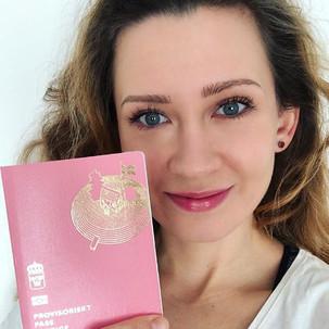Szwedzki paszport Barbie