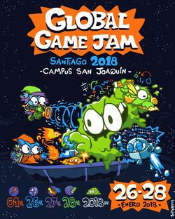 Global Game Jam SJ 2018