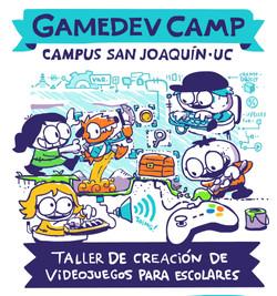 Gamedev Camp - San Joaquín UC