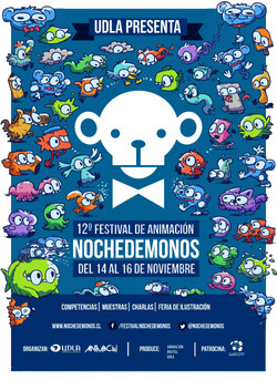 Festival de Animación - Noche de Monos 2018
