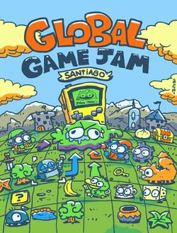 Global Game Jam SJ 2017
