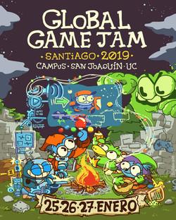 Global Game Jam SJ 2019