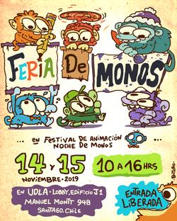 'Feria de Monos 2019'