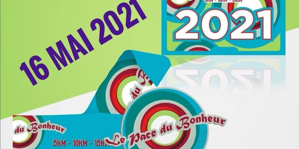 La course du Pace du Bonheur 5-10-15