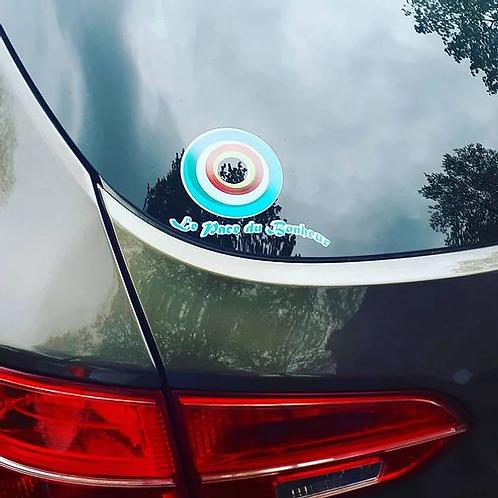 Auto collant pour voiture
