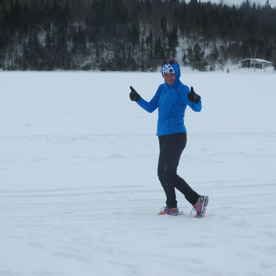 l'Hiver et les trainings polaires